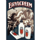Brylcreem metal sign 400mm x 300mm  (og)